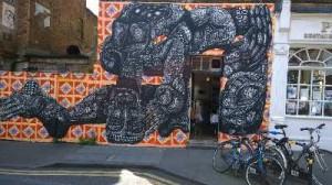 Alternative London Walking Tour: East End Graffiti
