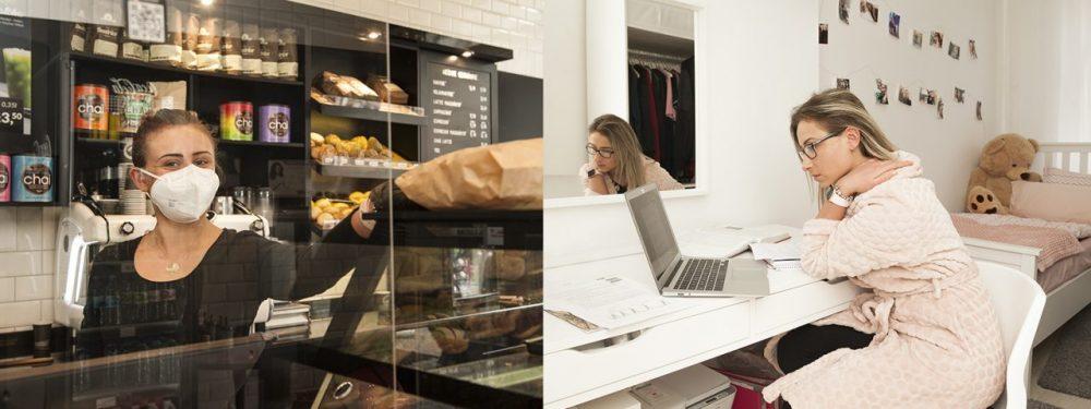 Online-Ausstellung Blick nach vorn: Merve, 24 Jahre alt, Bäckereifachverkäuferin