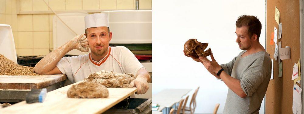Online-Ausstellung Blick nach vorn: Tobias, 26 Jahre alt, Bäcker